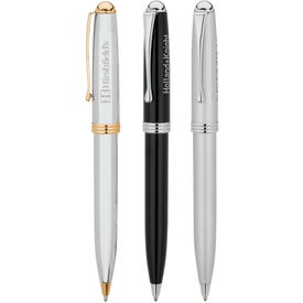 Adora Ballpoint Pen Imprinted with Your Logo