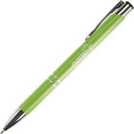 Aluminum Ali Ballpoint Pen