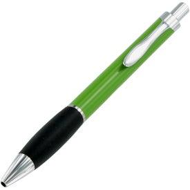 Monogrammed Alto Ballpoint Pen
