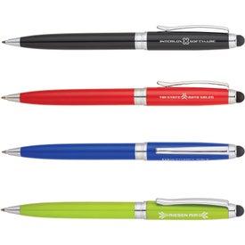 Aluminum Ballpoint Pen Stylus