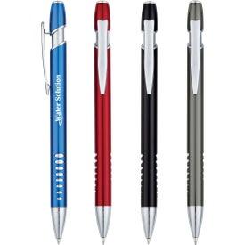 Aluminum Ripple Pen