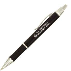 Branded Ambassador Silver Pen