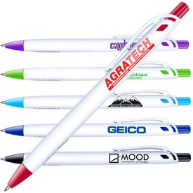 Antimicrobial Click Pens (Screen Print)