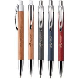 Asia Bamboo Pen for Advertising