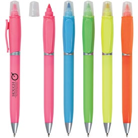 Aspire Pen/Highlighter for Marketing