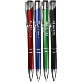 Ballpoint Aluminum Pen