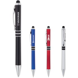 Ballpoint Pen with Capacitive Stylus