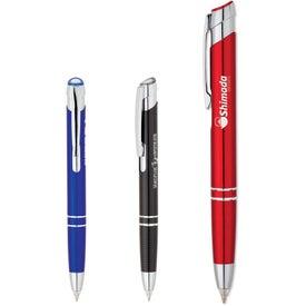 Ballpoint Pen with LED Light