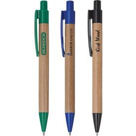 Bamboo Ballpoint Pens