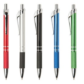 Barcelona Aluminum Pen Imprinted with Your Logo