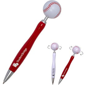 Baseball Spinner Ball Pen