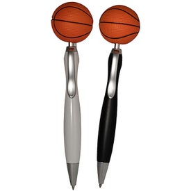 Basketball Top Click Pens