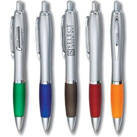 Basset Pen (Silver)