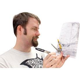 World Map Design Bettoni Ballpoint Pen Giveaways