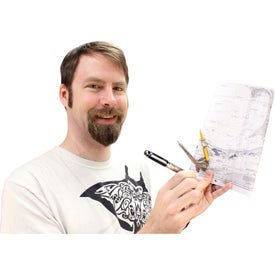 World Map Design Bettoni Ballpoint Pen for Your Company