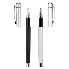 Columned Barrel Bettoni Rollerball Pen