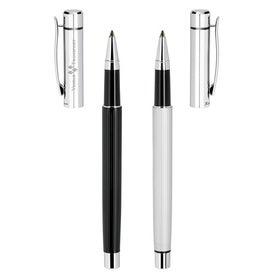 Columned Barrel Bettoni Rollerball Pen