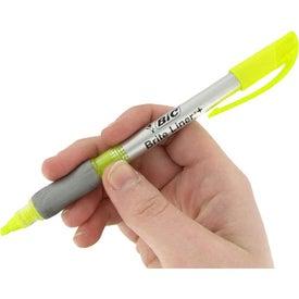 BIC Brite Liner 3 Pack Pen for Advertising
