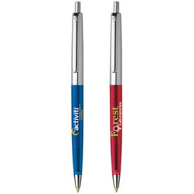Bic Citation Clear Pen for Marketing