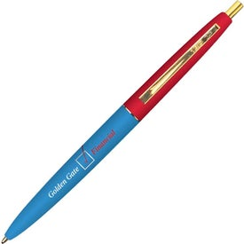 Bic Clic Pen Printed with Your Logo