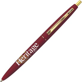 Bic Clic Pen Imprinted with Your Logo