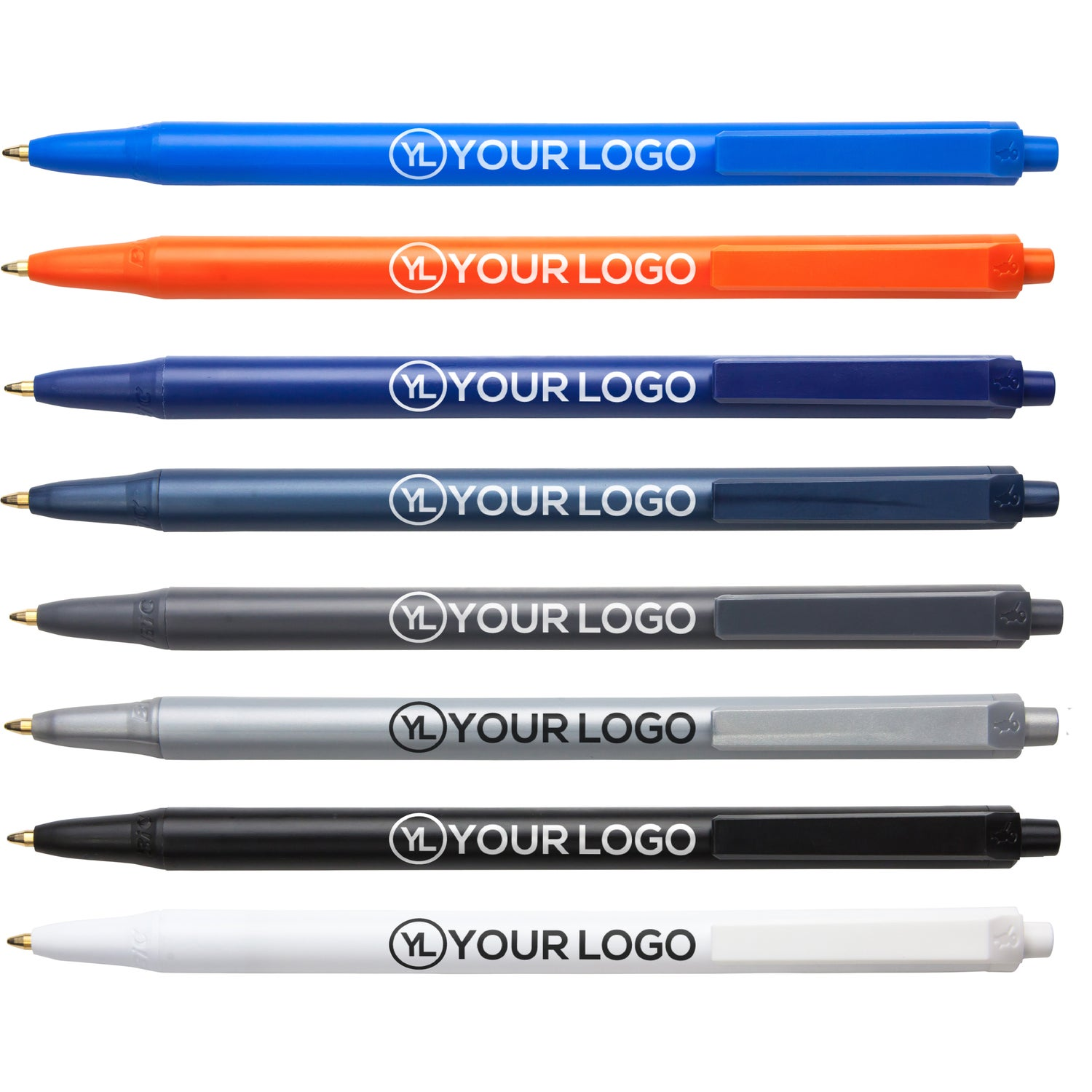 Click Here To Order Bic Clic Stic Pens Printed With Your