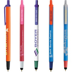 Bic Clic Stic Stylus Pen (Screen Print)