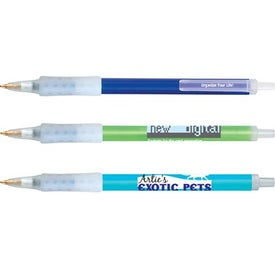 Company Bic Clic Stic Ice Grip Pen