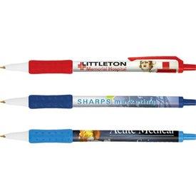 Branded Bic Digital Clic Stic Grip Pen