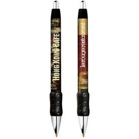 BIC Digital Wide Body Chrome Grip Pen