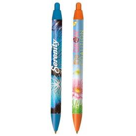 BIC Digital WideBody Pen for Advertising