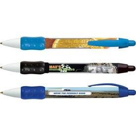 Promotional BIC Digital Widebody Message Pen