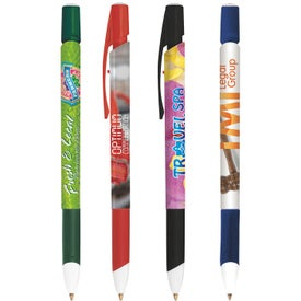 Customized BIC Digital Media Clic Grip Pen