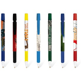 Bic Media Clic Grip Pen (Full Color Logo)