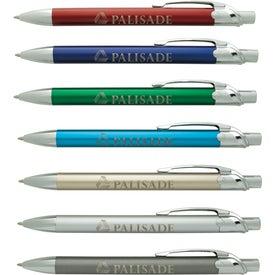 BIC Emblem Metal Pen