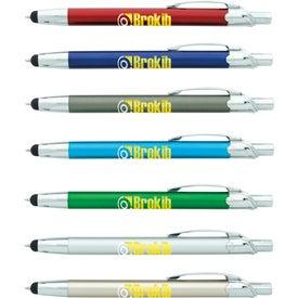 BIC Emblem Metal Stylus Pen