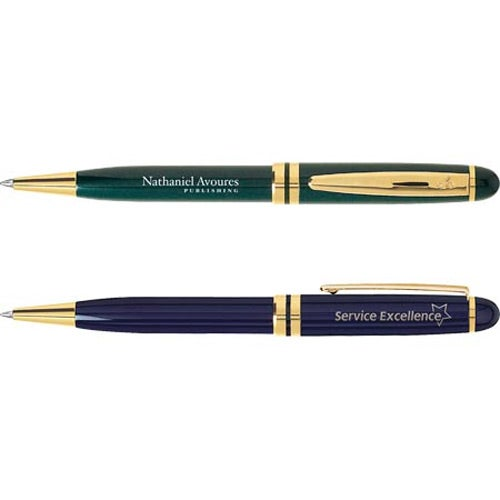 promotional bic esteem pens with custom logo for 3 83 ea