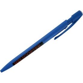 Branded Bic Media Clic Pen