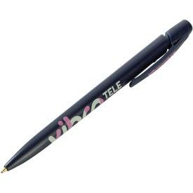 Monogrammed Bic Media Clic Pen