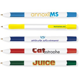 Custom BIC Media Clic Grip Pen