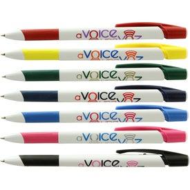 Custom BIC Media Clic Grip Pen