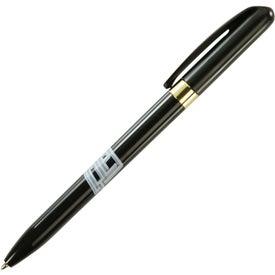 Custom Bic Pivo Gold Pen