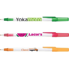 Bic Round Stic Ice Pen for Your Church