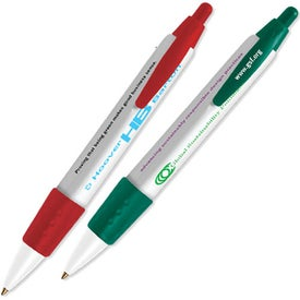 Promotional BIC Tri-Stic WideBody Grip Ecolutions Pen