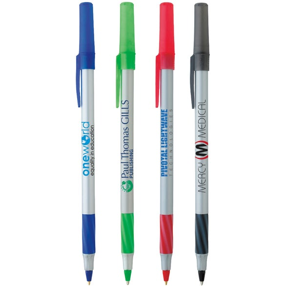 Bic Ultra Round Stic Grip Pen
