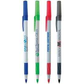 Bic Ultra Round Stic Grip Pen (2013 Design)