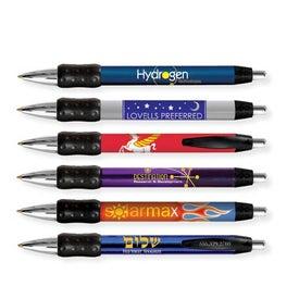 Bic WideBody Chrome Grip Pen