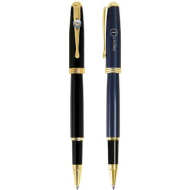 BIC Worthington Collection Lacquer Pen Imprinted with Your Logo