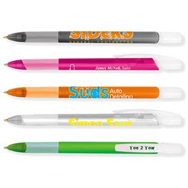 BIC Media Clic Ice Grip Pen
