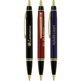 Branded Pisces Pen
